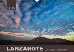 LANZAROTE Vulkanische Landschaften (Wandkalender 2019 DIN A3 quer) von Koch,  Lucyna