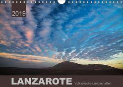LANZAROTE Vulkanische Landschaften (Wandkalender 2019 DIN A4 quer) von Koch,  Lucyna