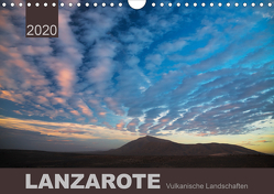 LANZAROTE Vulkanische Landschaften (Wandkalender 2020 DIN A4 quer) von Koch,  Lucyna