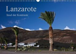 Lanzarote (Wandkalender 2019 DIN A3 quer) von Ergler,  Anja