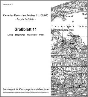 Lanzig – Stolpmünde – Rügenwalde – Stolp