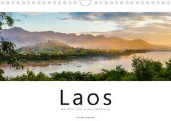 Laos – An den Ufern des Mekong (Wandkalender 2021 DIN A4 quer) von Benninghofen,  Jens