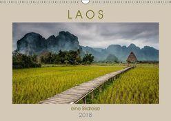 Laos – eine Bildreise (Wandkalender 2018 DIN A3 quer) von Rost,  Sebastian