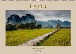 Laos – eine Bildreise (Wandkalender 2019 DIN A2 quer) von Rost,  Sebastian