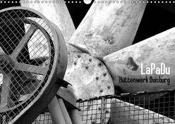 LaPaDu-Hüttenwerk Duisburg (Wandkalender 2019 DIN A3 quer) von Verfürth,  Simone