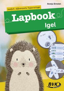 Lapbook Igel von Svenja,  Ernsten