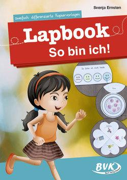 Lapbook So bin ich von Ernsten,  Svenja