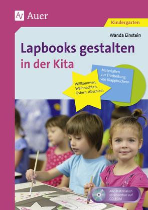 Lapbooks gestalten in der Kita von Einstein,  Wanda