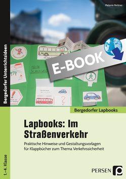 Lapbooks: Im Straßenverkehr von Bettner,  Melanie