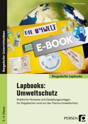 Lapbooks: Umweltschutz von Kirschbaum,  Klara
