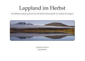 Lappland im Herbst von Hemmer,  Jörg