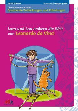 Lara und Lou erobern die Welt von Leonardo da Vinci von Markies,  Mayra