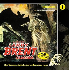 Larry Brent Classics 01 von Shocker,  Dan, Winter,  Markus