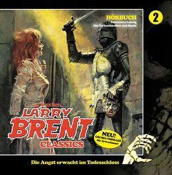 Larry Brent Classics 02 von Shocker,  Dan, Winter,  Markus