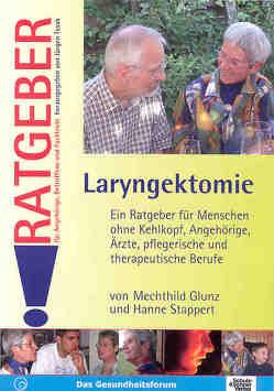 Laryngektomie von Glunz,  Mechthild, Stappert,  Hanne
