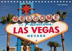 Las Vegas (Tischkalender 2019 DIN A5 quer)