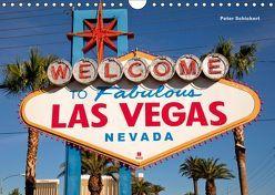Las Vegas (Wandkalender 2019 DIN A4 quer) von Schickert,  Peter