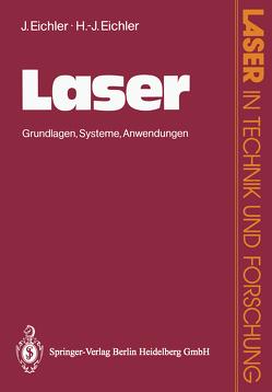 Laser von Eichler,  Hans Joachim, Eichler,  Jürgen