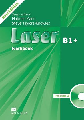 Laser B1+ (3rd edition) von Mann,  Malcolm, Taylore-Knowles,  Steve