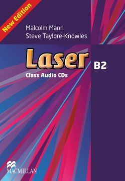 Laser B2 (3rd edition) von Mann,  Malcolm, Taylore-Knowles,  Steve