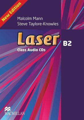 Laser B2 (3rd edition) von Mann,  Malcolm, Taylore-Knowles,  Steve