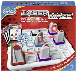 Laser Maze von Hooper,  Luke