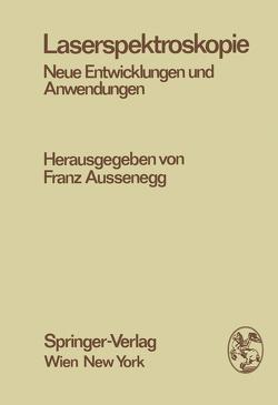 Laserspektroskopie von Aussenegg,  F.