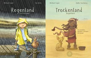 Regenland + Trockenland von Birck,  Jan, Engler,  Michael, Tourlonias,  Joelle