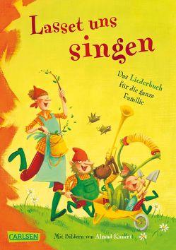Lasset uns singen von Andersen,  Wiebke, Kunert,  Almud