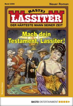 Lassiter 2390 – Western von Slade,  Jack
