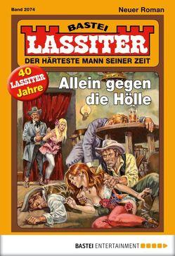 Lassiter – Folge 2074 von Slade,  Jack