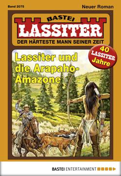 Lassiter – Folge 2075 von Slade,  Jack