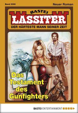 Lassiter – Folge 2090 von Slade,  Jack