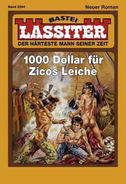 Lassiter – Folge 2094 von Slade,  Jack
