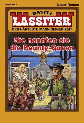 Lassiter – Folge 2103 von Slade,  Jack