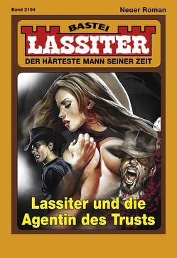 Lassiter – Folge 2104 von Slade,  Jack