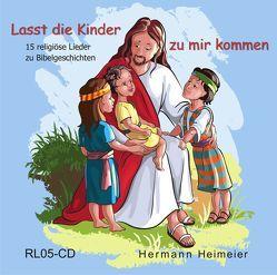 Lasst die Kinder zu mir kommen von Heimeier,  Hermann