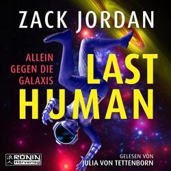 Last Human von Jordan,  Zack, Langowski,  Jürgen, von Tettenborn,  Julia