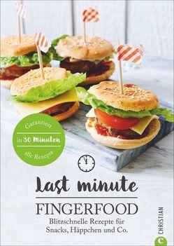 Last Minute Fingerfood von Brinkop,  Maria, Heßmann,  Isabell