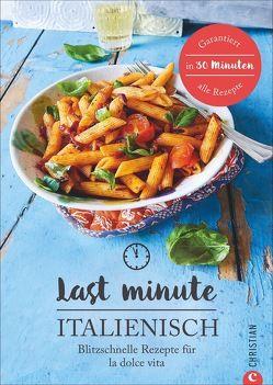 Last Minute Italienisch von Brinkop,  Maria, Proebst,  Margit