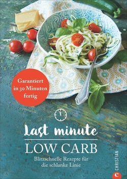 Last Minute Low Carb von Brinkop,  Maria, Proebst,  Margit