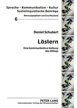 Lästern von Schubert,  Daniel