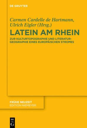 Latein am Rhein von Cardelle de Hartmann,  Carmen, Eigler,  Ulrich
