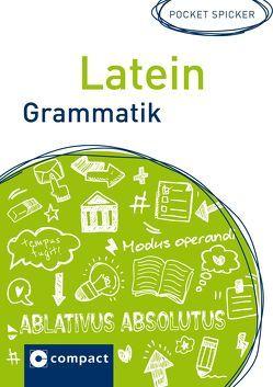 Latein Grammatik von Völk,  Peter