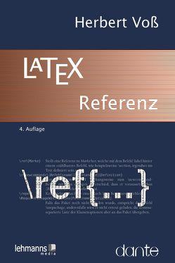 LaTeX-Referenz von Voß,  Herbert