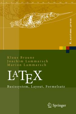 LaTeX von Braune,  Klaus, Lammarsch,  Joachim, Lammarsch,  Marion