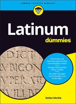 Latinum für Dummies von Merkle,  Stefan
