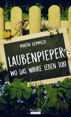 Laubenpieper von Demmler,  Martin