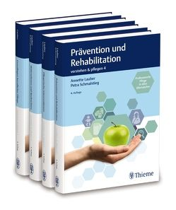 Lauber Pflege Bände 1 – 4 von Lauber,  Annette, Schmalstieg,  Petra