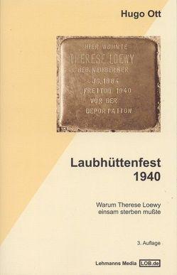 Laubhüttenfest 1940 von Ott,  Hugo